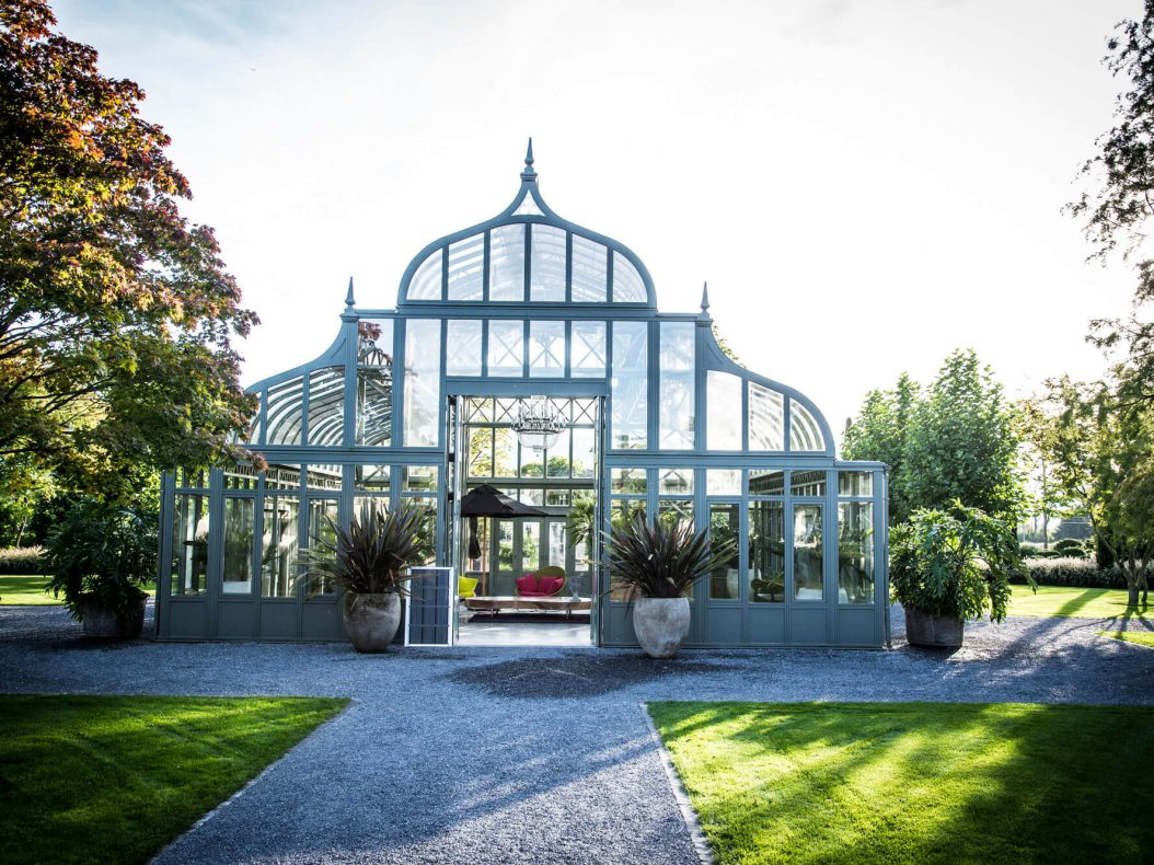enea gmbhthe showroom and the park — enea gmbh, Garten und erstellen