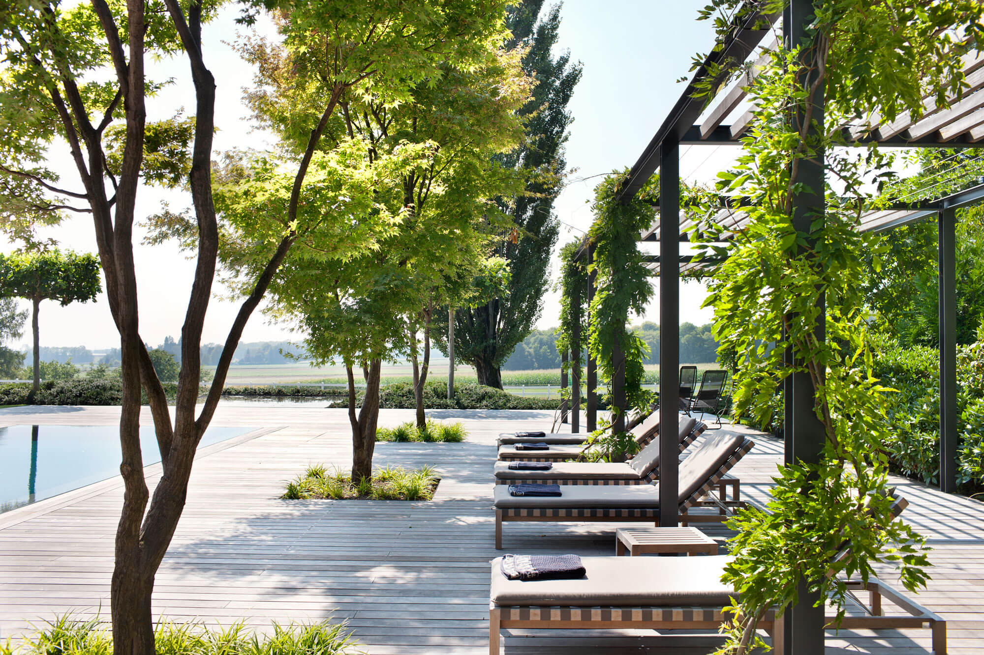 Enea Landscape Architecture Enea Pergolas Enea Landscape Architecture
